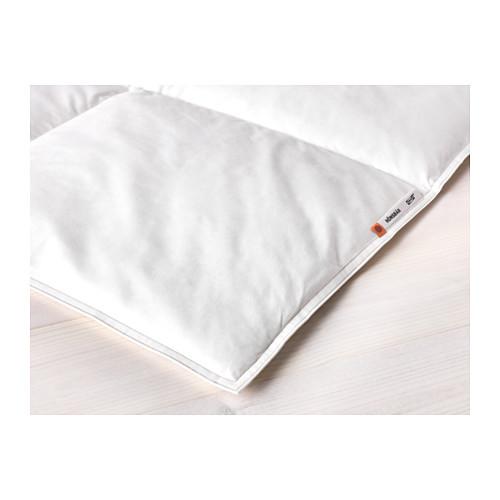 IKEA イケア 掛けふとん 布団 厚手 ホワイト ダブルサイズ 50309563 HONSBAR
