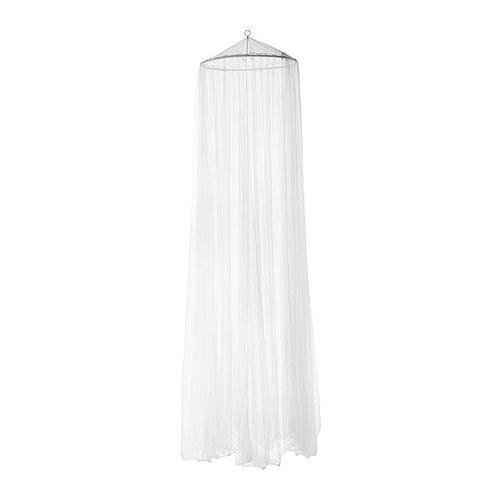 IKEA イケア BRYNE ネット ホワイト d60179293