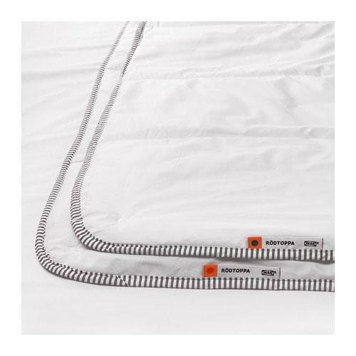 IKEA イケア オールシーズン用掛け布団 シングル z00299137 RODTOPPA