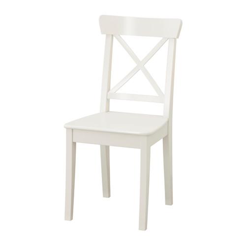 見事な IKEA(イケア) チェア INGOLF チェア IKEA(イケア) ホワイト INGOLF z10362487, ウェディング工房アトリエミシェル:a7d08236 --- construart30.dominiotemporario.com