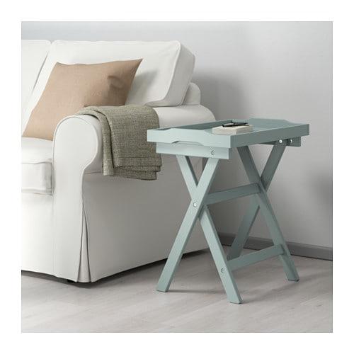 IKEA(イケア) MARYD マリード トレイテーブル グリーン z00353068