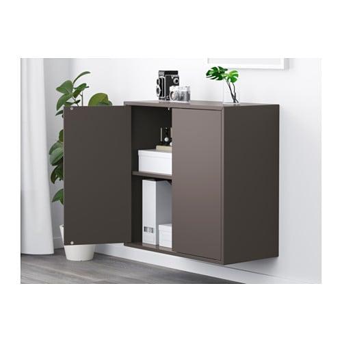Ikea Tv Kast Grijs.Clair Kobe Dark Gray N10373730 With Ikea Ikea Eket Cabinet Door 2
