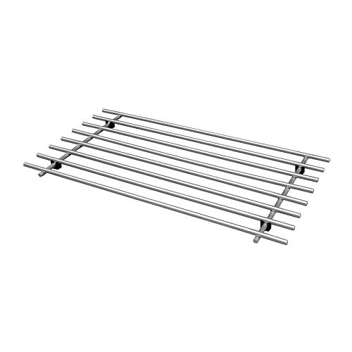 送料無料 IKEA イケア キッチンツール 今だけスーパーセール限定 なべ敷き 上質 LAMPLIG 鍋敷き a40176455 ステンレススチール