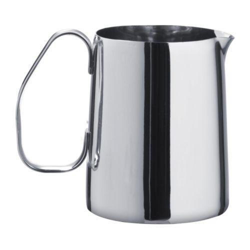 送料無料 IKEA イケア キッチン コーヒー ステンレススチール d70163215 ミルクジャグ 正規品 MATTLIG お茶用品 売却