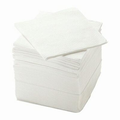 送料無料 IKEA イケア キッチングッズ 紙ナプキン 白 新作製品、世界最高品質人気! 並行輸入品 STORATARE n10459168 ホワイト
