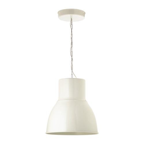 IKEA(イケア) HEKTAR ペンダントランプ ホワイト b30326257