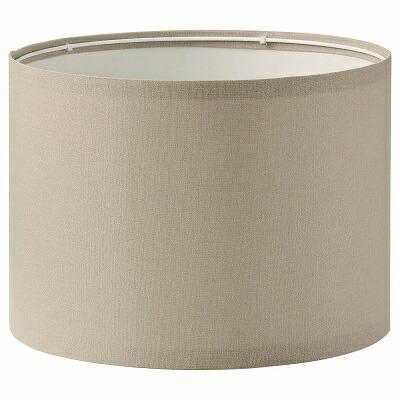送料無料 IKEA イケア 照明 訳ありセール お買い得 格安 ライト RINGSTA ベージュ ランプシェード n00406062 照明器具