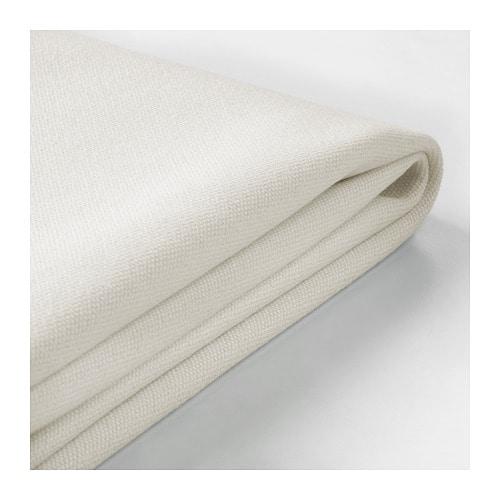 IKEA イケア GRONLID カバー 2人掛けソファベッドセクション用 インセロス ホワイト n40398734