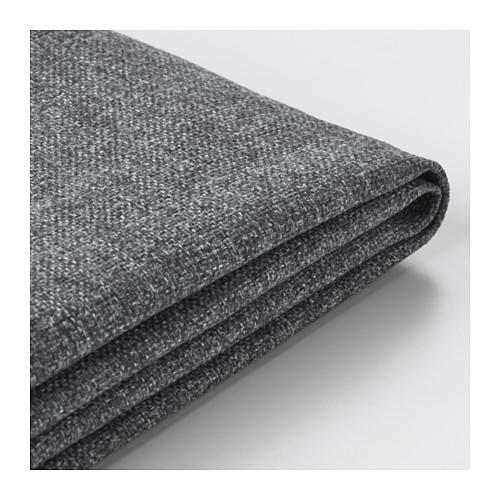IKEA(イケア) VIMLE カバー 寝椅子セクション用 グンナレド ミディアムグレー E20351105
