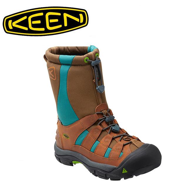 キーン KEEN ブーツ Winterport II Premium×Atsushi Gomyo ウィンターポート ツー プレミアム Yukiita Brown 1015647 【靴】 レディース お買い得 【clapper】