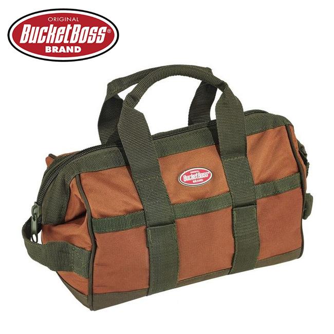 BucketBoss バケットボス Gatemouth 12 ゲイトマウス 60012 【アウトドア/工具入れ/道具入れ/収納バッグ】