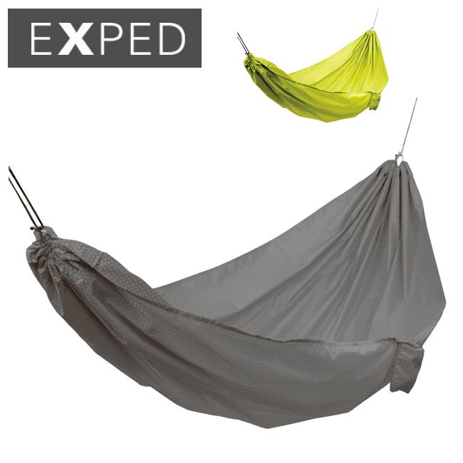エクスペド EXPED Travel Hammock Lite Plus 392059 【ハンモック/アウトドア/キャンプ/超軽量/日よけ/ビーチタオル】