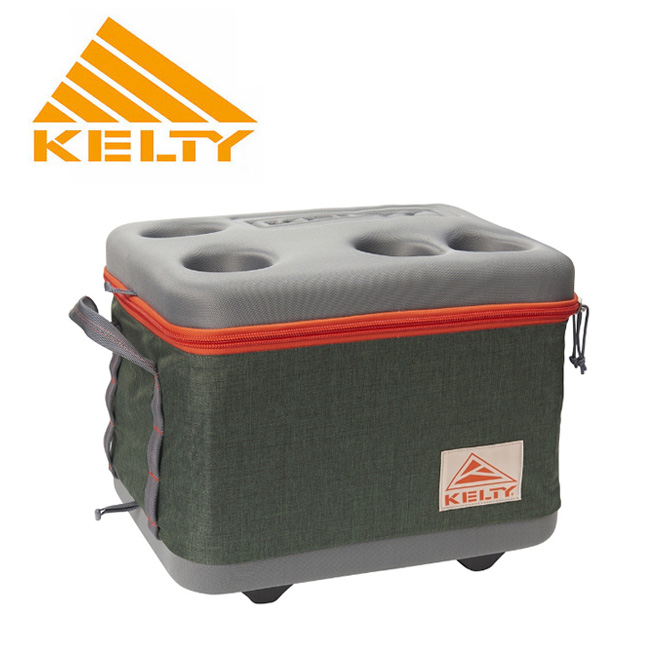 KELTY ケルティー Folding Cooler 25L フォールディング・クーラー 25L A24651119 【クーラーバック/保冷/アウトドア/キャンプ/BBQ】