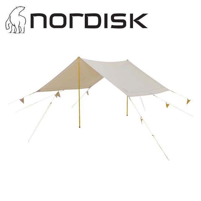 ★ NORDISK ノルディスク Kari Tech Mini タープ本体 148062 【タープ/アウトドア/キャンプ/多機能タープ】