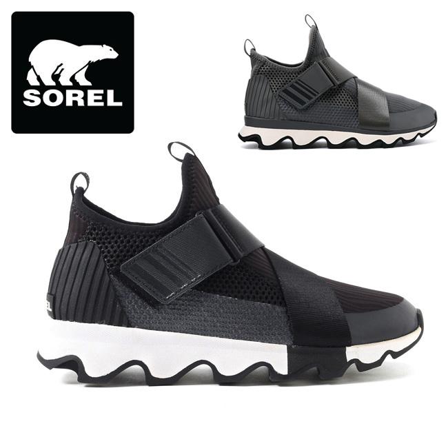 SOREL ソレル Kinetic Sneak キネティックスニーク NL2909 【アウトドア/スニーカー/ウィメンズ/ファッション性】