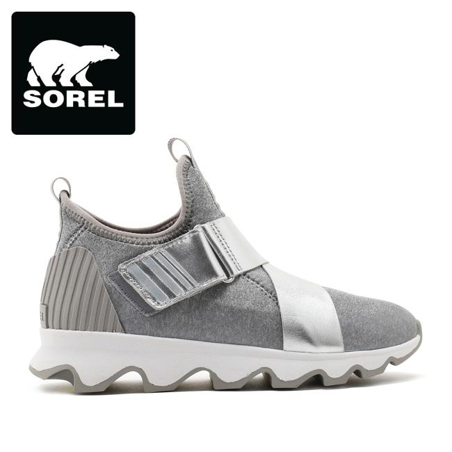 SOREL ソレル Kinetic Sneak キネティックスニーク NL2910 【アウトドア/スニーカー/ウィメンズ/ファッション性】