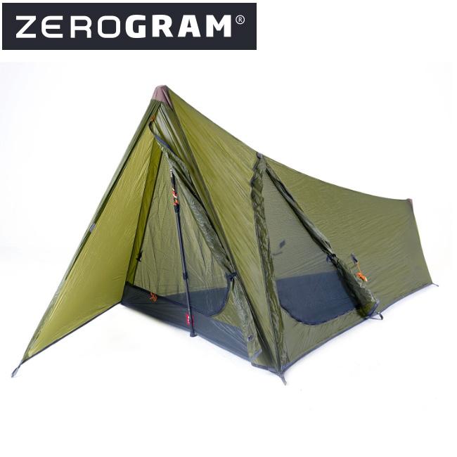 ZEROGRAM ゼログラム ZERO1 MF 【テント/日よけ/アウトドア/キャンプ】