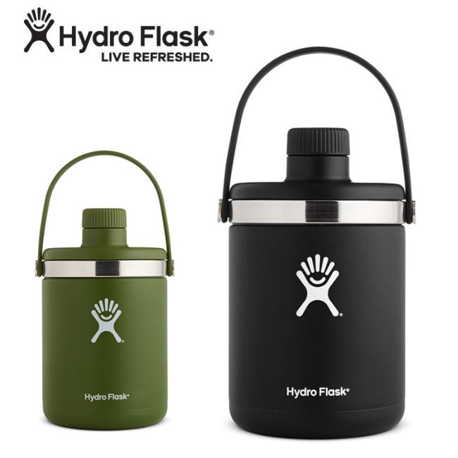 ★ Hydro Flask ハイドロフラスク 64 oz Oasis HYDRATION (1.9L) 5089086 【水筒/ウォーターボトル/アウトドア/保温/保冷】