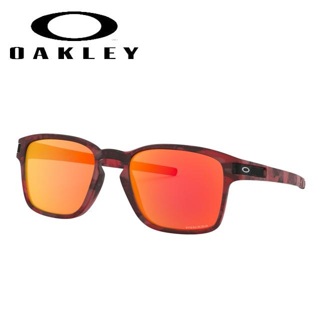 OAKLEY オークリー Latch Square (Asia Fit) OO9358-1655 【日本正規品/サングラス/アジアンフィット/海/アウトドア/キャンプ/フェス/PRIZM】