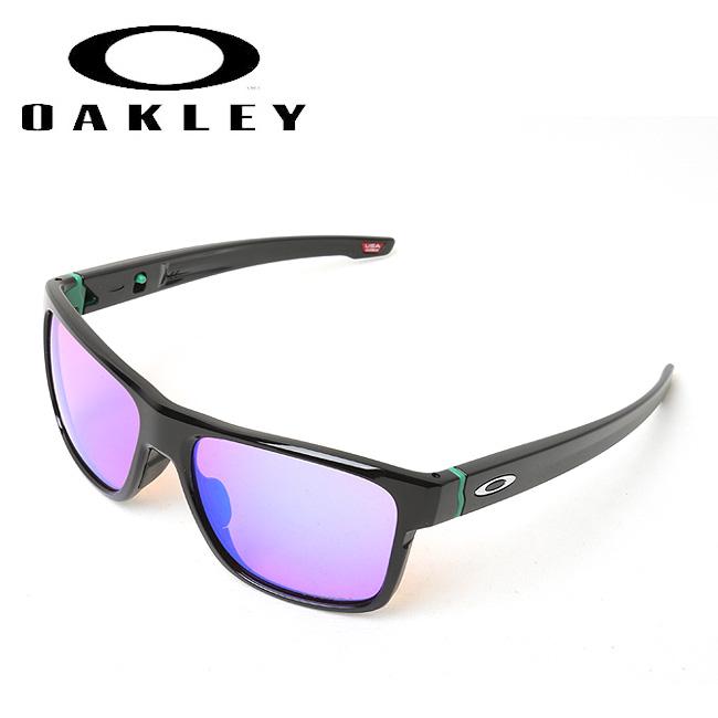 OAKLEY オークリー Crossrange(Asia Fit) OO9371-1257 【日本正規品/サングラス/アジアンフィット/海/アウトドア/キャンプ/フェス/PRIZM】