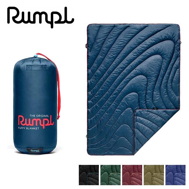 Rumpl ランプル ORIGINAL PUFFY BLANKET THROW 3IP-RMP-191001 【アウトドア/キャンプ/車中泊/ブランケット/膝掛】