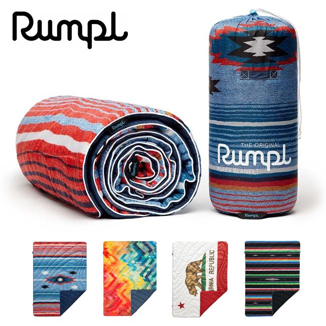 ★ Rumpl ランプル The Original Printed Puffy Blanket Throw 3IP-RMP-191009 【アウトドア/キャンプ/ブランケット/掛け布団/車中泊/膝掛】