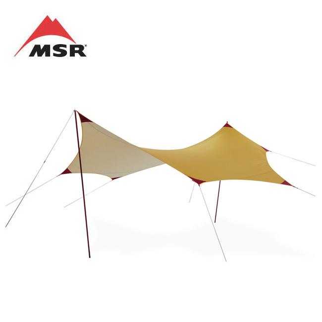 ★ MSR エムエスアール Rendezvous Sun Shield 200 Wing ランデブーサンシールド200ウィング 37015 【タープ/日よけ/アウトドア/キャンプ】