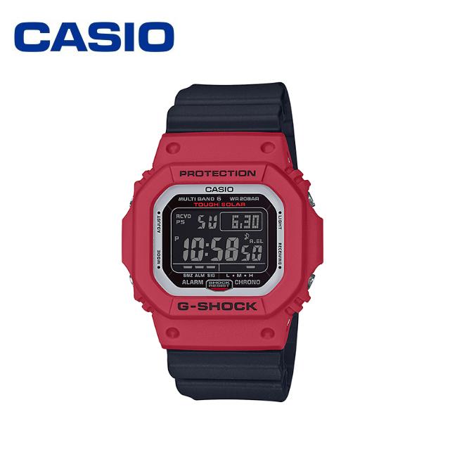 CASIO カシオ G-SHOCK GW-M5610RB-4JF 【時計/腕時計/アウトドア/シンプル/タフソーラー】