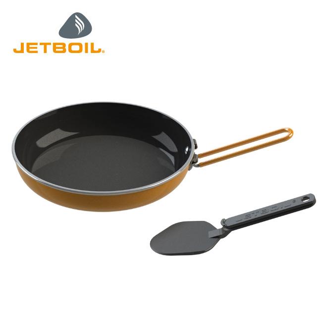 JETBOIL ジェットボイル サミットスキレット 1824396 【スキレット/セラミックコーティング/耐久性/耐熱性/アウトドア/キャンプ】