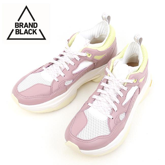 ★ BRAND BLACK ブランドブラック SAGA サガ PKW 45526 【ダッドシューズ/スニーカー/厚底/メンズ】