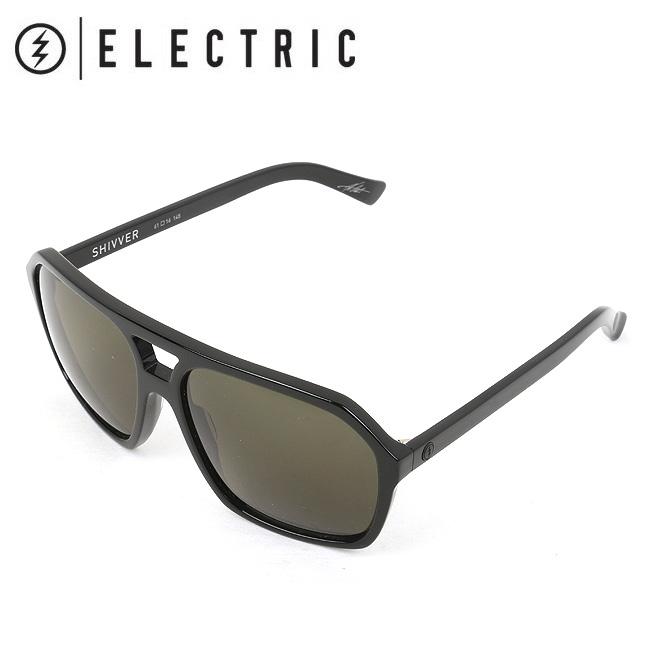 ★ ELECTRIC エレクトリック SHIVVER GLOSS BLACK SV33 【日本正規品/サングラス/海/アウトドア/キャンプ/フェス/サーフィン/スノーボード】