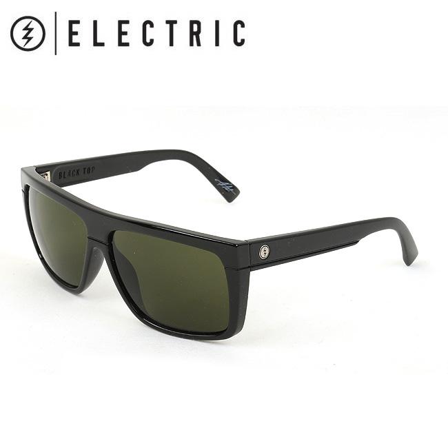 ELECTRIC エレクトリック BLACK TOP GLOSS BLACK BKT13 【日本正規品/サングラス/海/アウトドア/キャンプ/フェス/サーフィン/スノーボード】