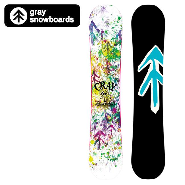 2020 GRAY SNOWBOARDS グレイ スノーボード EPIC エピック 【2020/日本正規品/スノー】