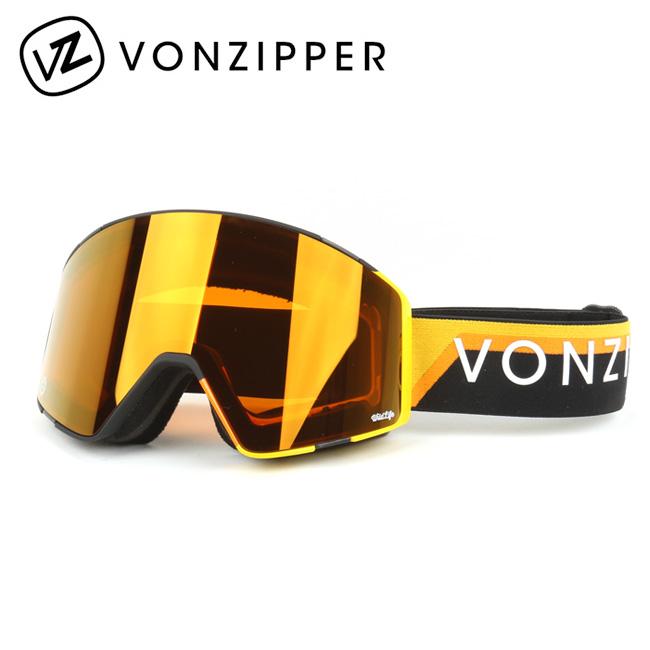 2020 VONZIPPER ボンジッパー CAPSULE BKC AJ21M-700 【日本正規品/ゴーグル/スノーボード/ジャパンフィット】