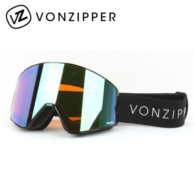 2020 VONZIPPER ボンジッパー CAPSULE BQU AJ21M-700 【日本正規品/ゴーグル/スノーボード/ジャパンフィット】