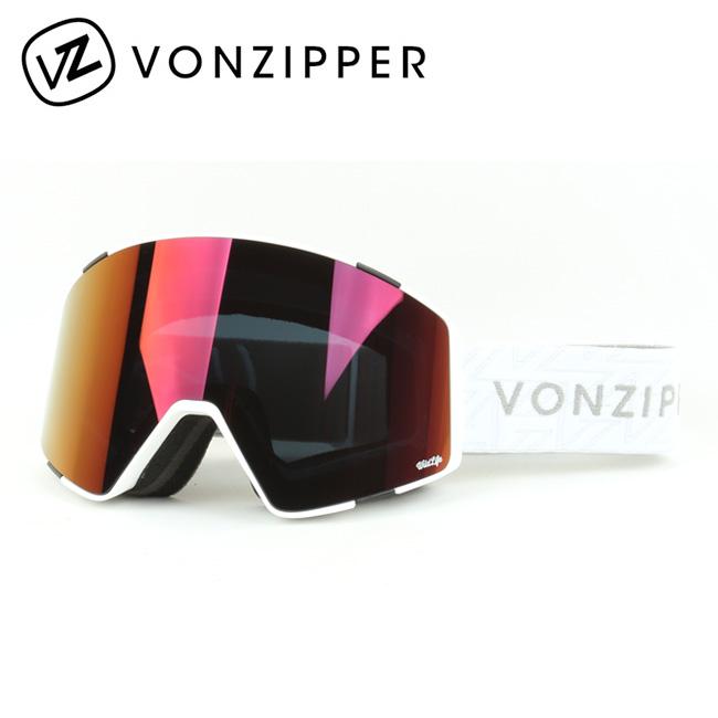 2020 VONZIPPER ボンジッパー CAPSULE DWF AJ21M-700 【日本正規品/ゴーグル/スノーボード/ジャパンフィット】