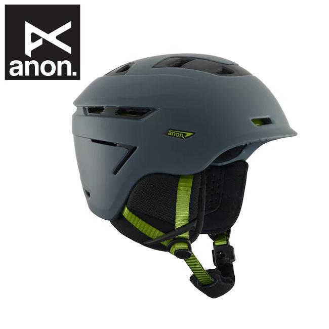 2019 anon アノン Echo Helmet Slate 185691 【日本正規品/ヘルメット/メンズ】