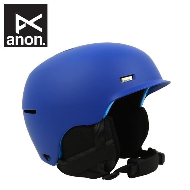 2019 anon アノン Highwire Helmet Dark Blue 203561 【日本正規品/ヘルメット/メンズ】