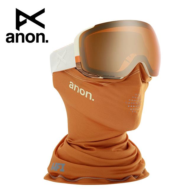 2020 anon アノン M2 MFI Goggle Asian Fit With Bonus Lens /Woody / SONAR Bronze 203361 【スぺアレンズ/ゴーグル/日本正規品/メンズ】