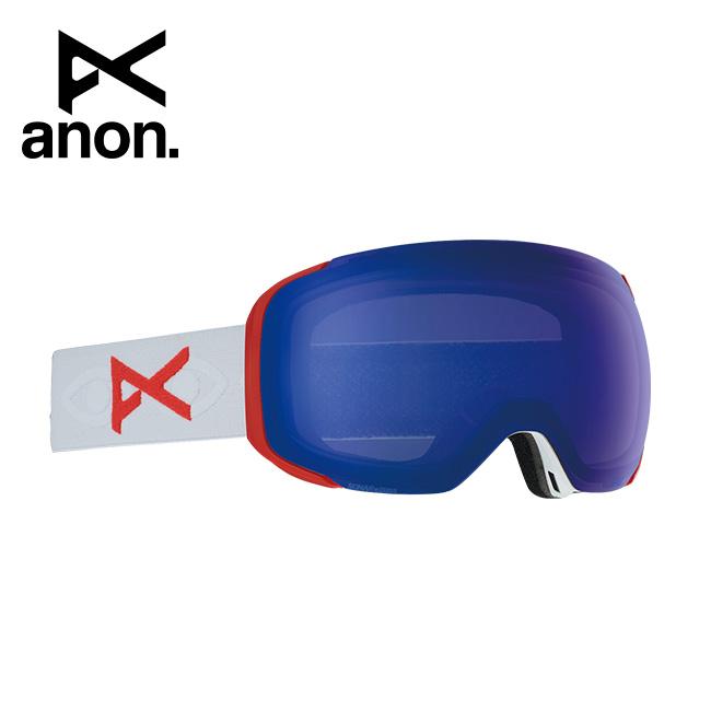 2020 anon アノン M2 MFI Goggle Asian Fit With Bonus Lens /Eyes / SONAR Blue 203361 【スぺアレンズ/ゴーグル/日本正規品/メンズ】