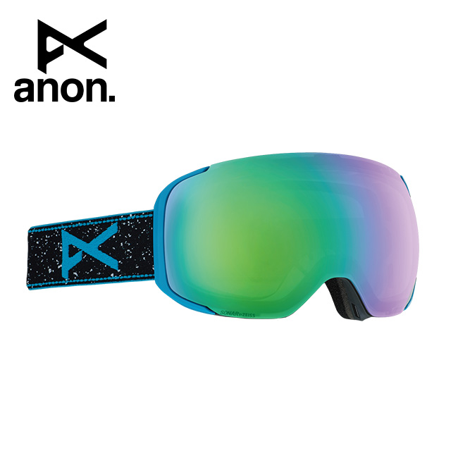 2020 anon アノン M2 Goggle Asian Fit With Bonus Lens /Ranger / SONAR Green 185561 【スぺアレンズ/ゴーグル/日本正規品/メンズ】