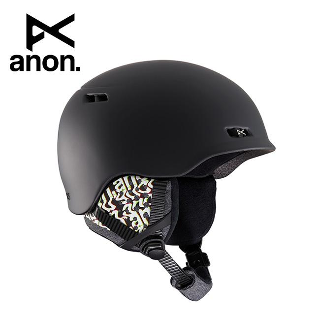 ★ 2020 anon アノン Rodan Trip Black 133621 【ヘルメット/日本正規品/メンズ】