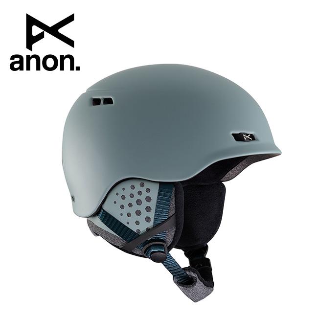 ★ 2020 anon アノン Rodan Gray 133621 【ヘルメット/日本正規品/メンズ】
