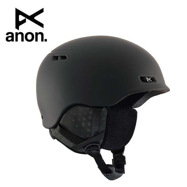 2020 anon アノン Rodan Black 133621 【ヘルメット/日本正規品/メンズ】