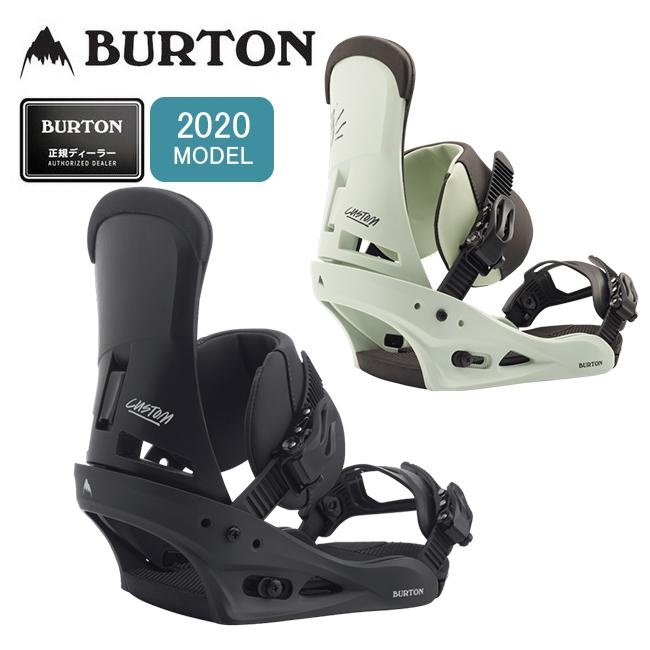 ★ 2020 BURTON バートン Custom Re:Flex Snowboard Binding カスタムリフレックス 105421 【バインディング/スノーボード/日本正規品/メンズ】
