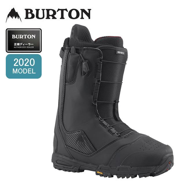 2020 BURTON バートン Driver X Snowboard Boot ドライバー スノーボードブーツ 104341 【スノーボード/日本正規品/メンズ】