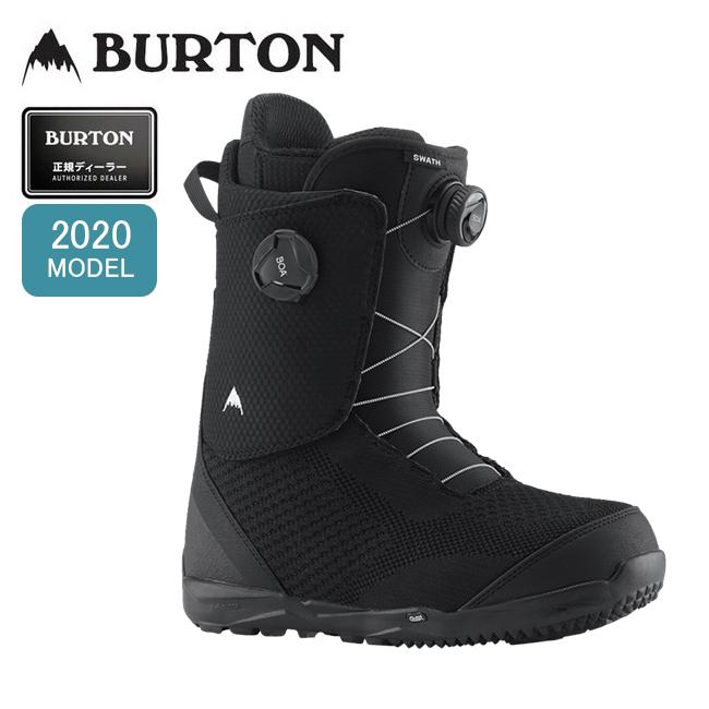 2020 BURTON バートン Swath Boa Snowboard Boot スウォースボア 203181 【ブーツ/スノーボード/日本正規品/メンズ】