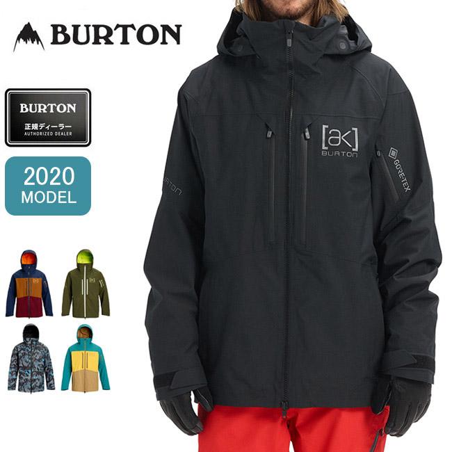 ★ 2020 BURTON バートン AK 2L GORE-TEX Swash Jacket スワッシュジャケット 100011 【スノーボードウェア/スノーボード/日本正規品/メンズ】