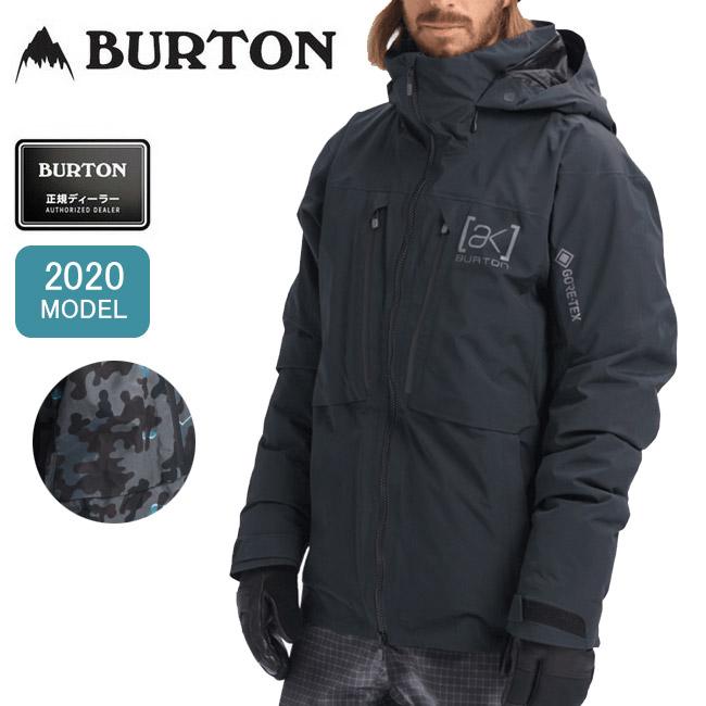 ★ 2020 BURTON バートン AK 2L LZ Down GORE-TEX Jacket ダウンジャケット 100061 【スノーボードウェア/スノーボード/日本正規品/メンズ】
