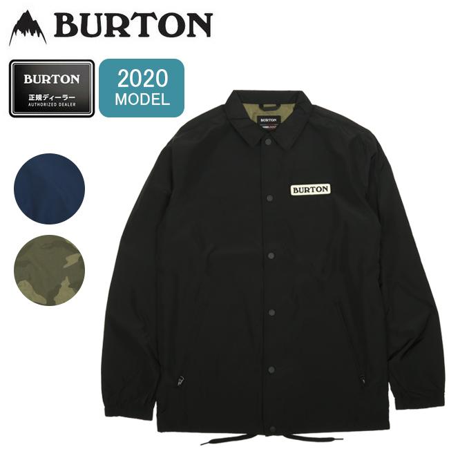 2020 BURTON バートン M JPN COACHES JKT コーチズジャケット 216001 【スノーボードウェア/スノーボード/日本正規品/メンズ】